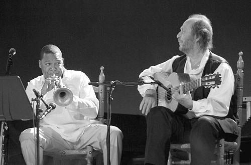 Paco de Luca - Wynton Marsalis / Vitoria 2006