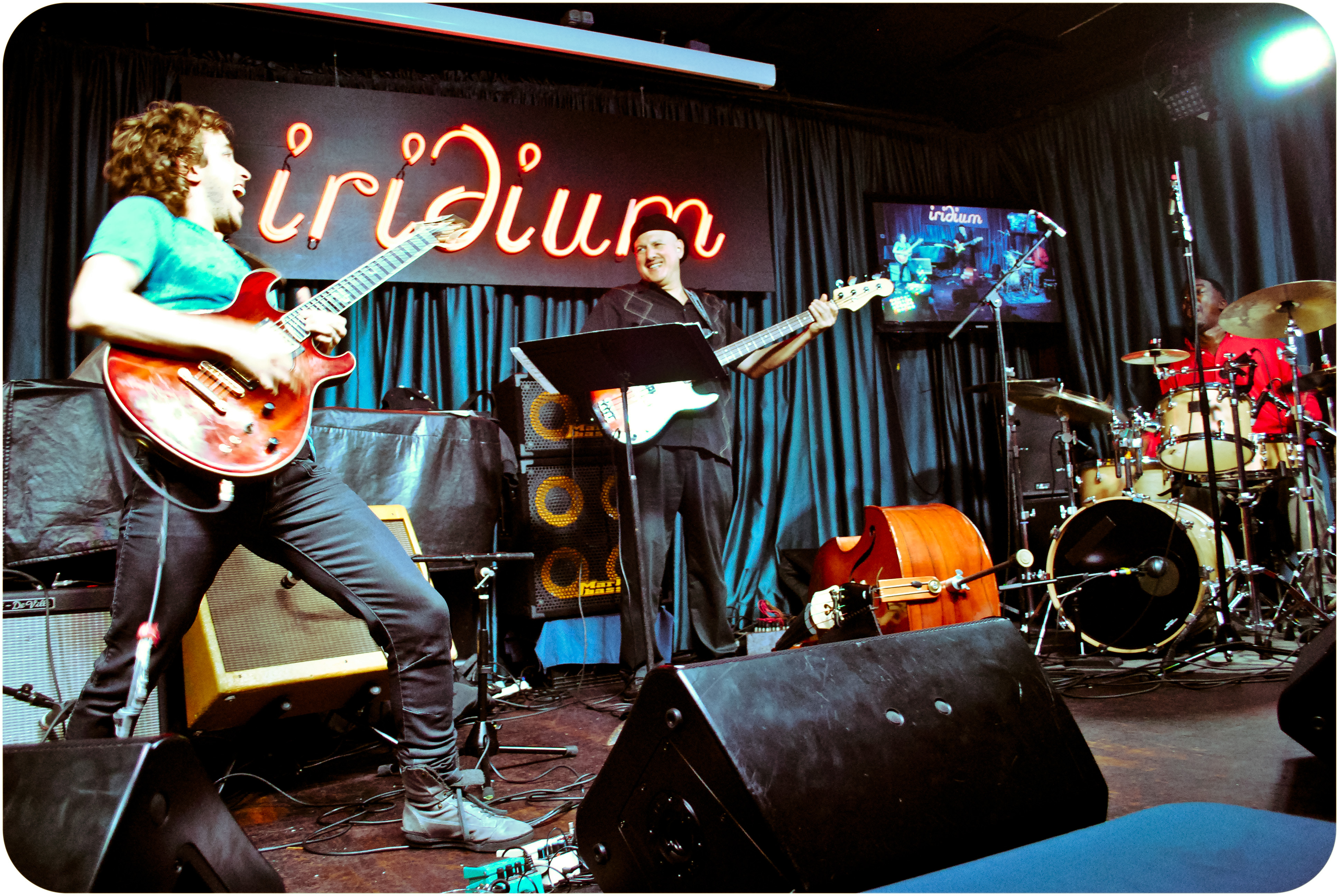 Evolution CD Release Show, the Iridium, NYC