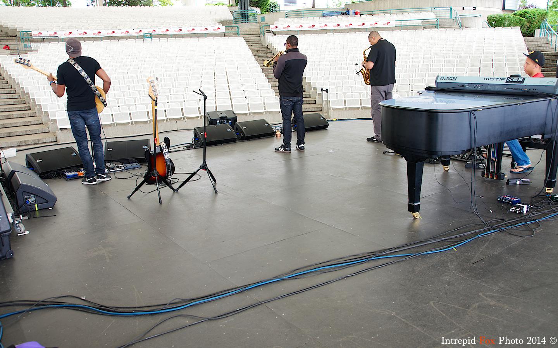 Marcus Miller,Chene Park 2014
