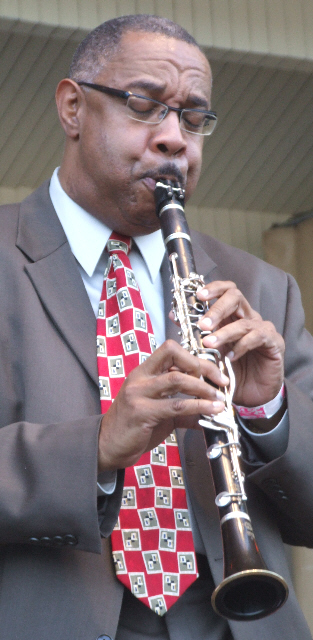 2006 Chicago Jazz Festival, Friday: Dr. Michael White Leading His Original New Orleans Liberty Jazz Band
