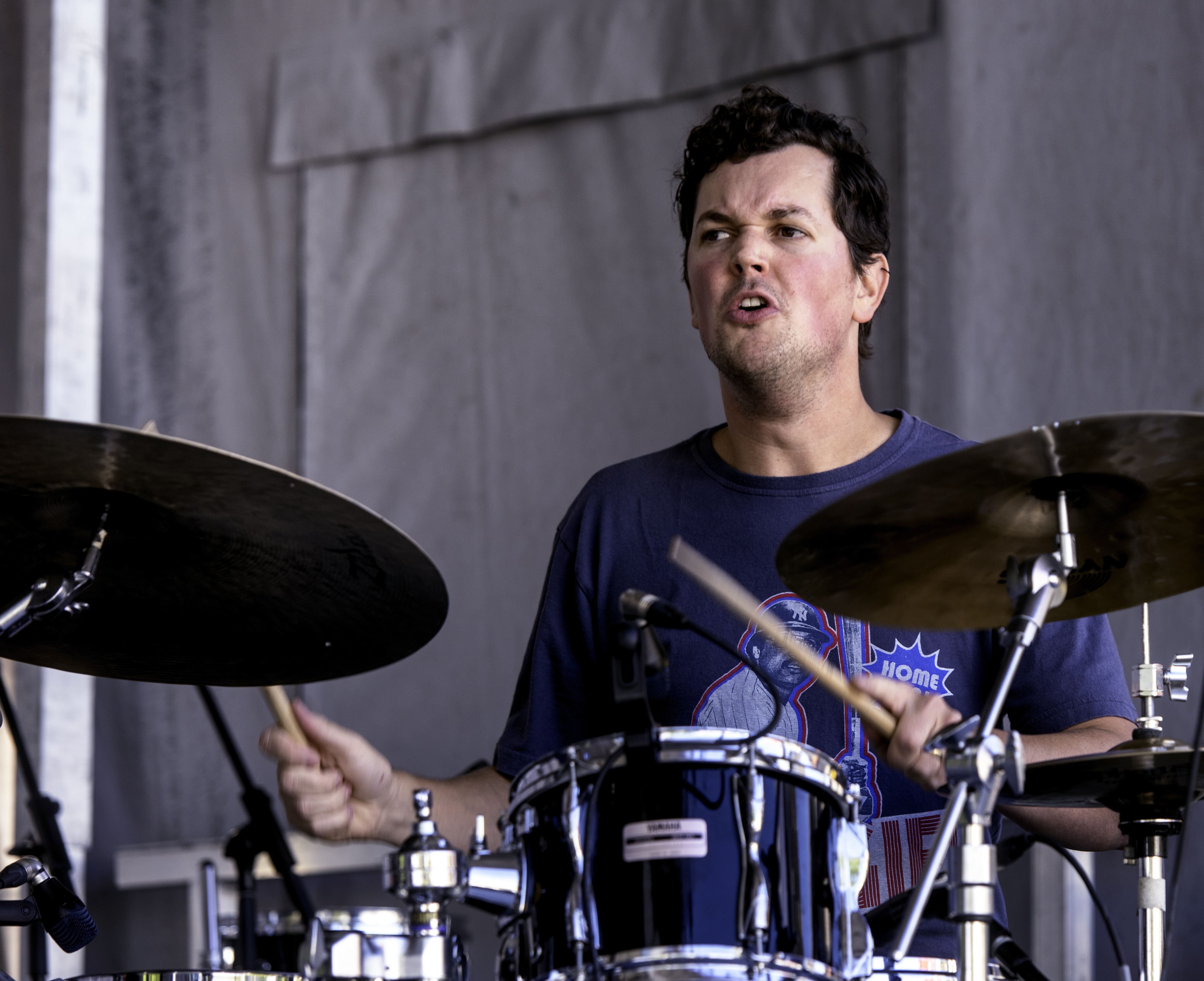 Mack Longpre with Future Machines at the Guelph Jazz Festival (2019)