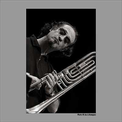 Glenn Ferris, Dinant Jazz Nights, Belgium, October 2004