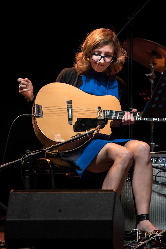 Mary Halvorson Quartet, Jazz Em Agosto 2018 / Gulbenkian Música
