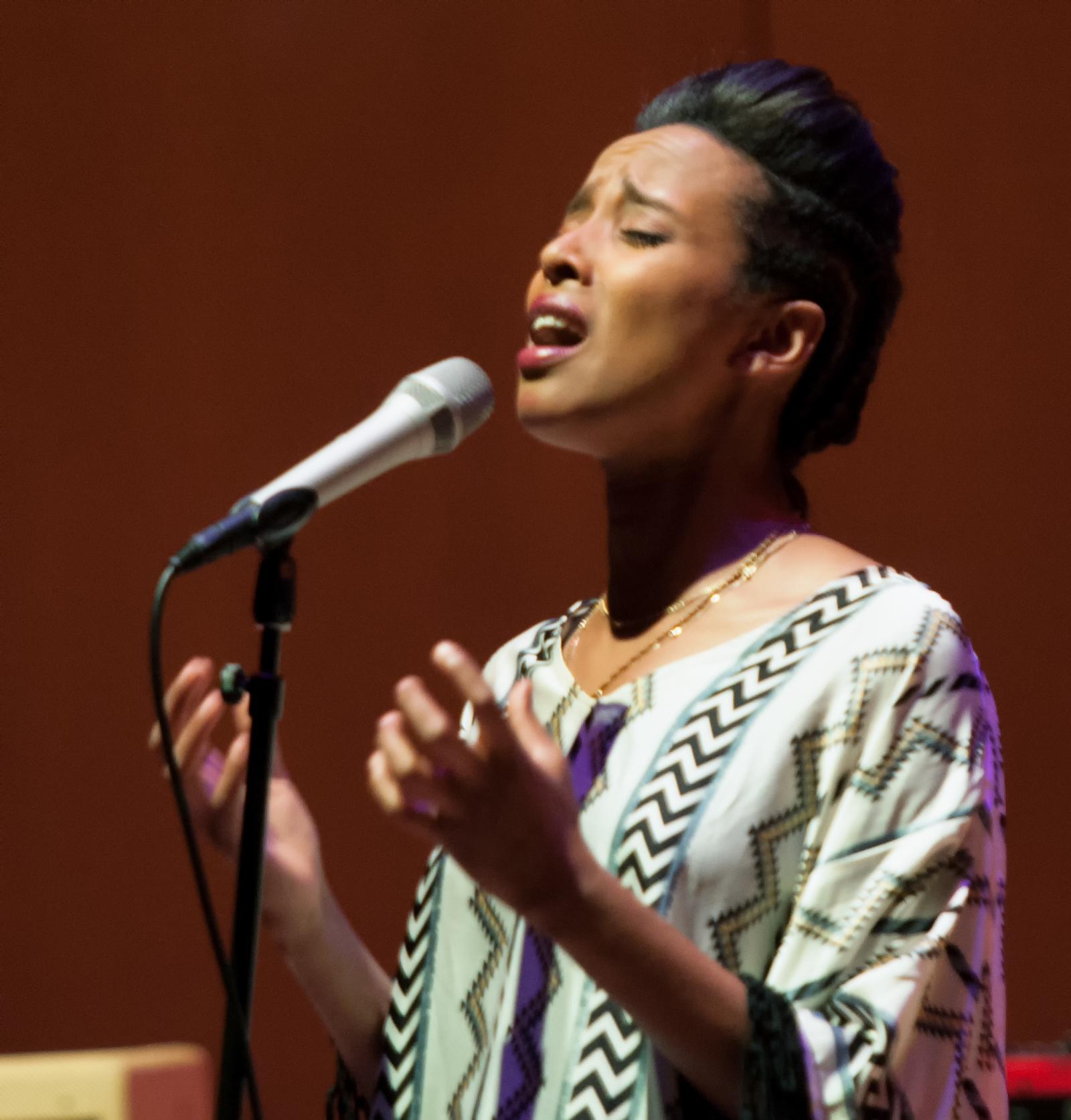 Ester Rada At The Musical Instrument Museum In Phoenix