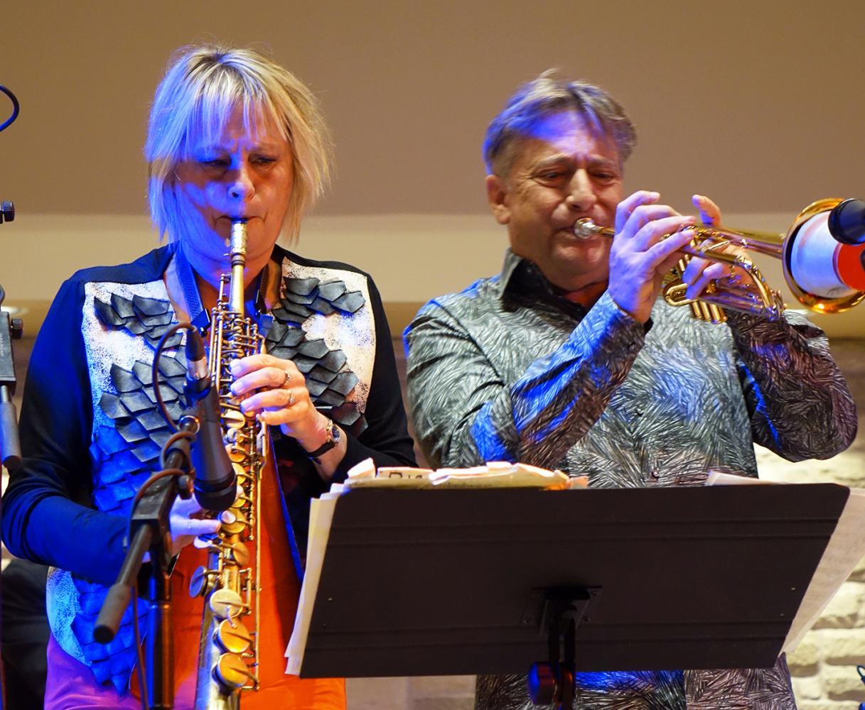 Jane Bunnett & Larry Cramer At Guelph Jazz Festival 2016