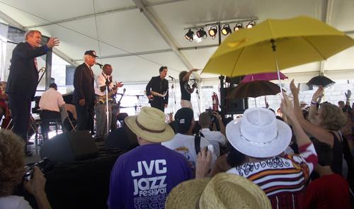 Preservation Hall Jazz Band Sparks a Second Line