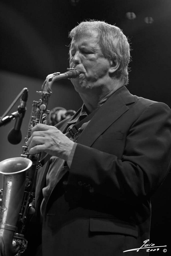 Dick Oatts-2009
