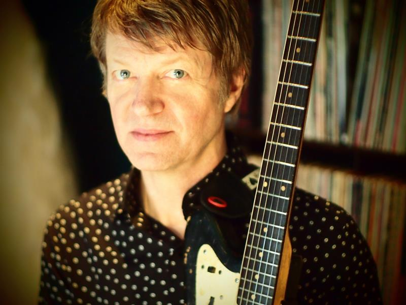 Nels Cline: Intrepid Guitarist