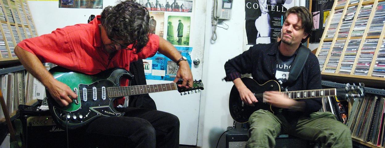 Raoul Bjrkenheim &Amp; Anders Nilsson - DMG 2005
