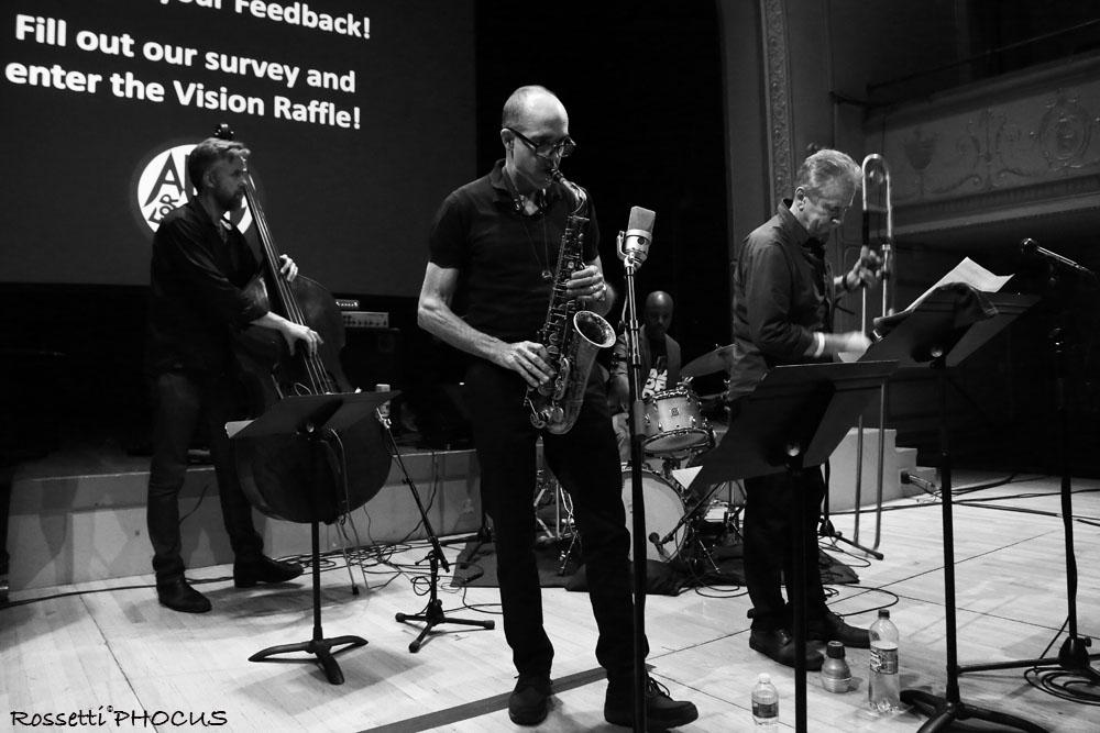 Rob Brown Quartet
