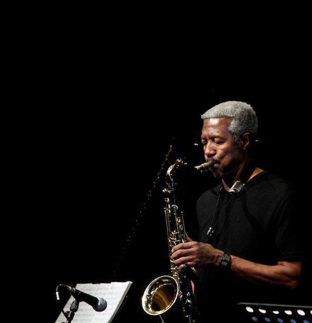 Billy harper on valby summer jazz 2013 in copenhagen, denmark