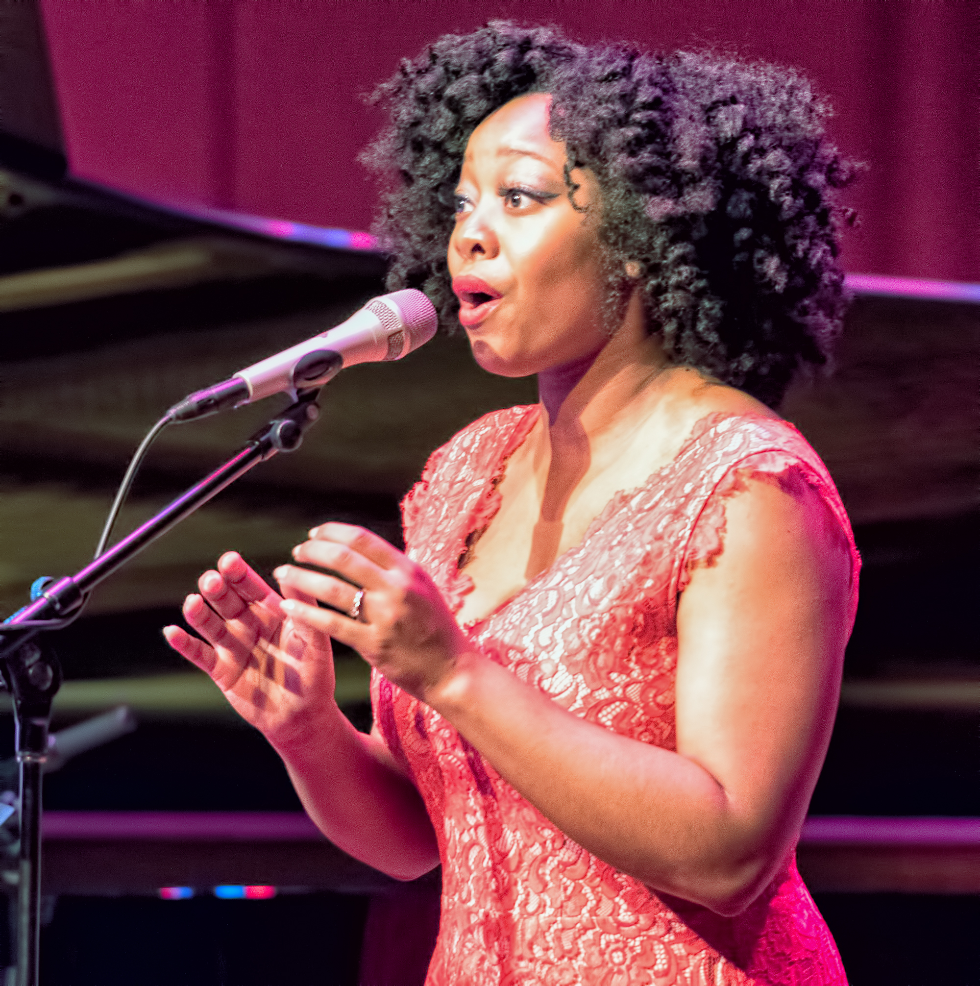 Alicia Olatuja With Billy Childs' Reimagining Laura Nyro At The Musical Instrument Museum (mim) In Phoenix