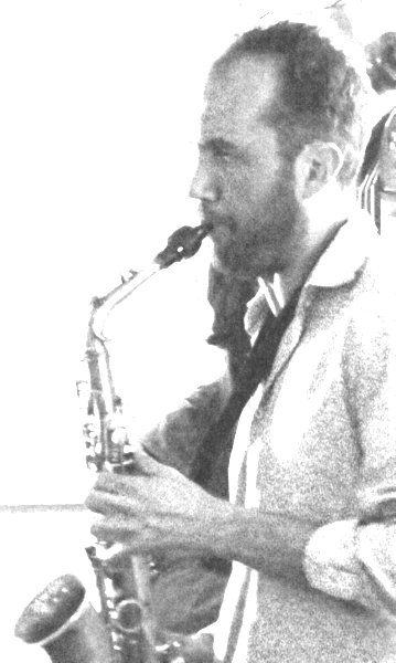Will Vinson Leading His Quartet at the Con Bar, London, 9 July 2012