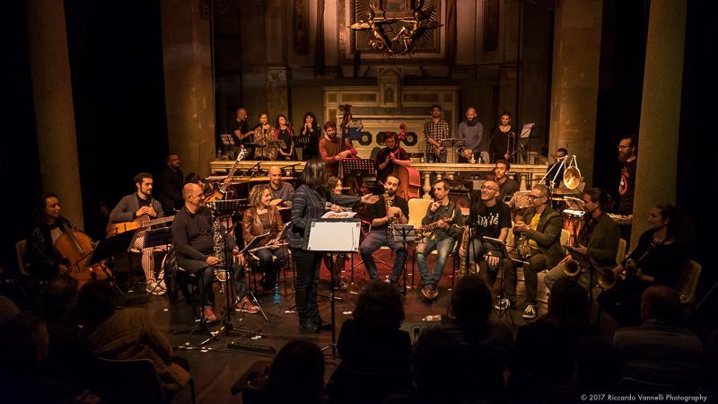 Fonterossa Open Orchestra, Fonterossa Day #3, Pisa, Italy, 9 April 2017