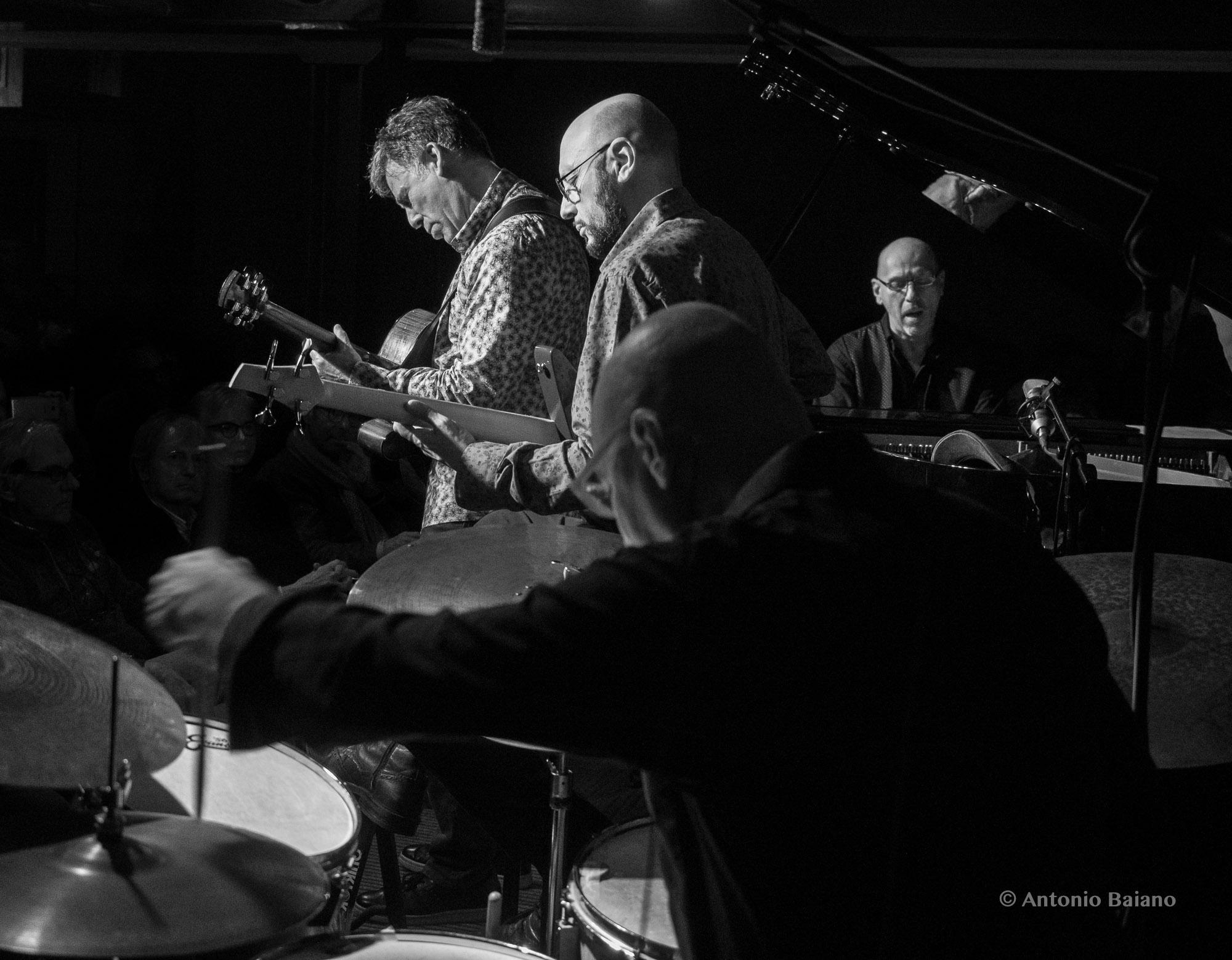 Radio London - Dado Moroni, Peter Bernstein, Dario Deidda, Enzo Zirilli