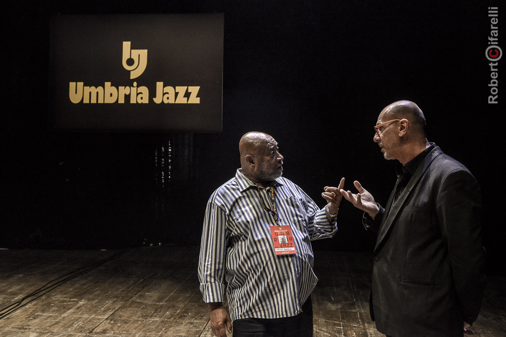 Kenny Barron, Dado Moroni, Umbria Jazz 2017