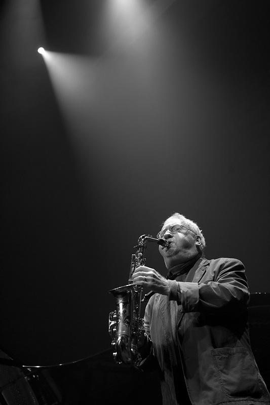 Lee Konitz at Ume