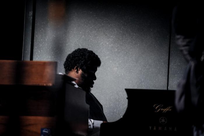 Thornton hudson jr aperitivo in concerto teatro manzoni milano italy 13.10.2013