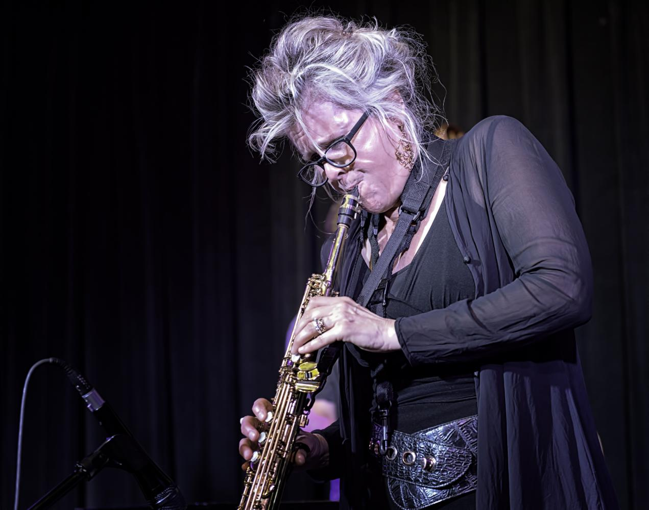 Mary Petrich at the Nash in Phoenix