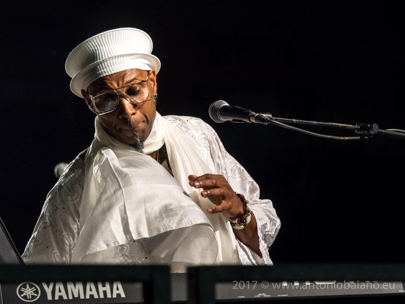 Omar Sosa - Omar Sosa Quarteto AfroCubano