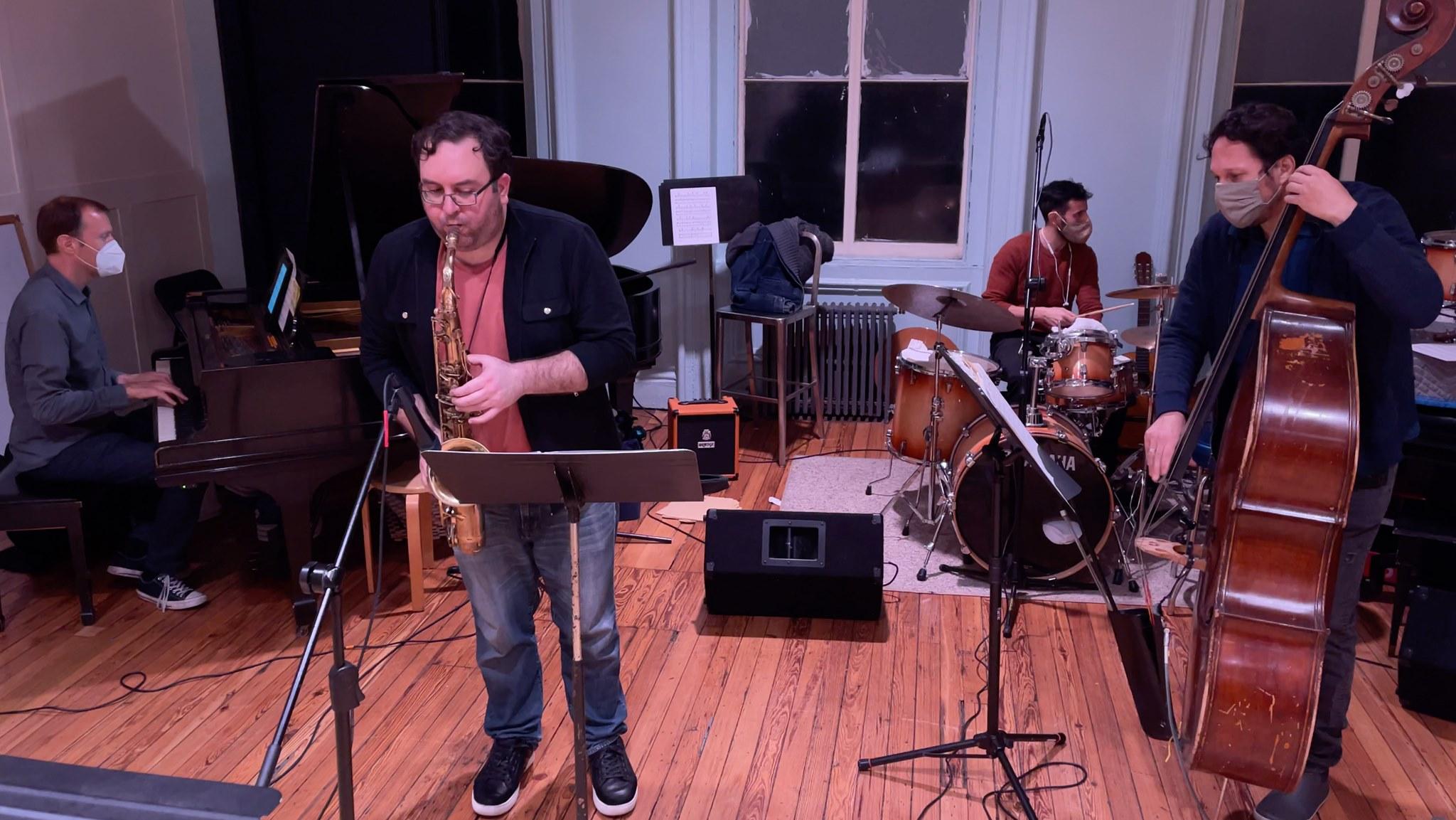 Individuation Quartet at Church Street School