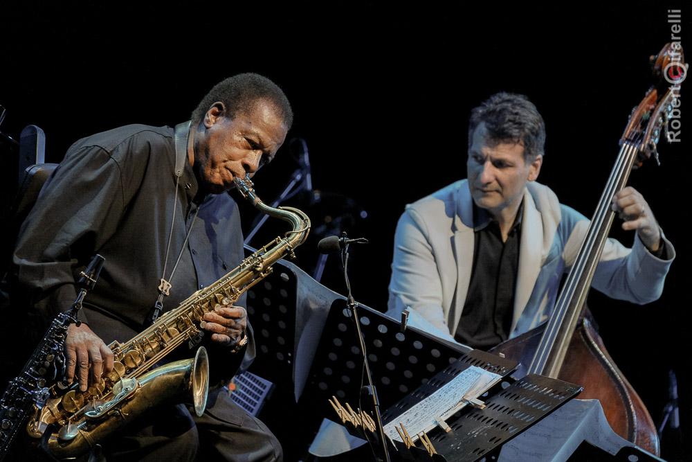 Wayne Shorter, John Patitucci, Umbria Jazz 2017