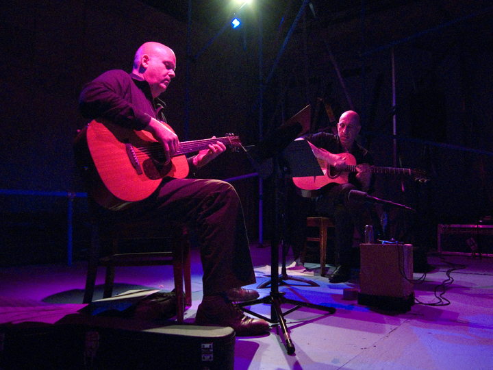 Scott Fields and Elliott Sharp - Living Theater 2008