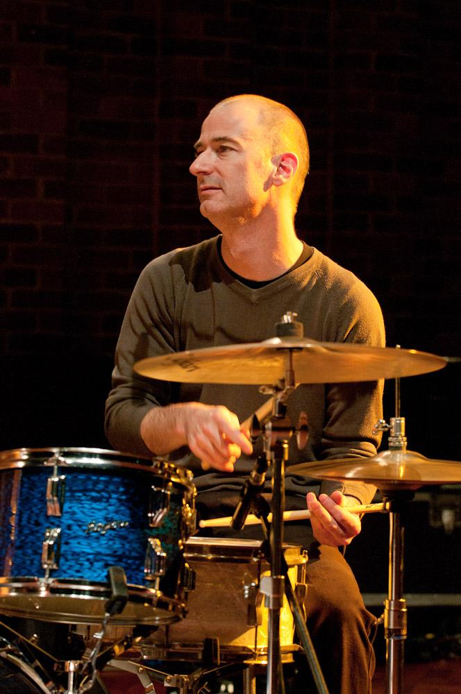 Evan Jenkins on Drums