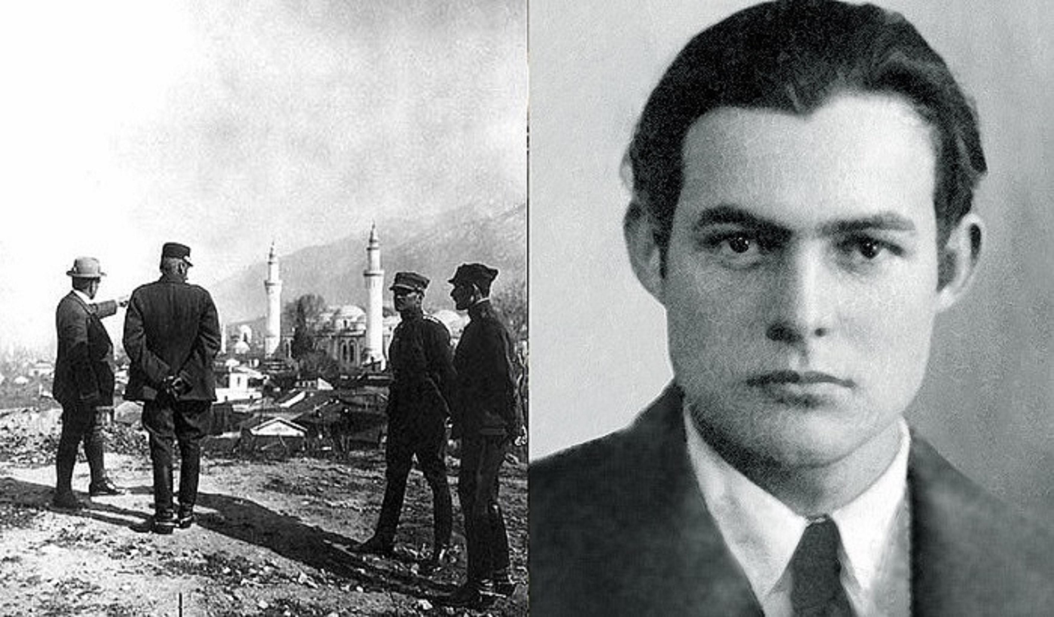 Ernest Hemingway in Turkey