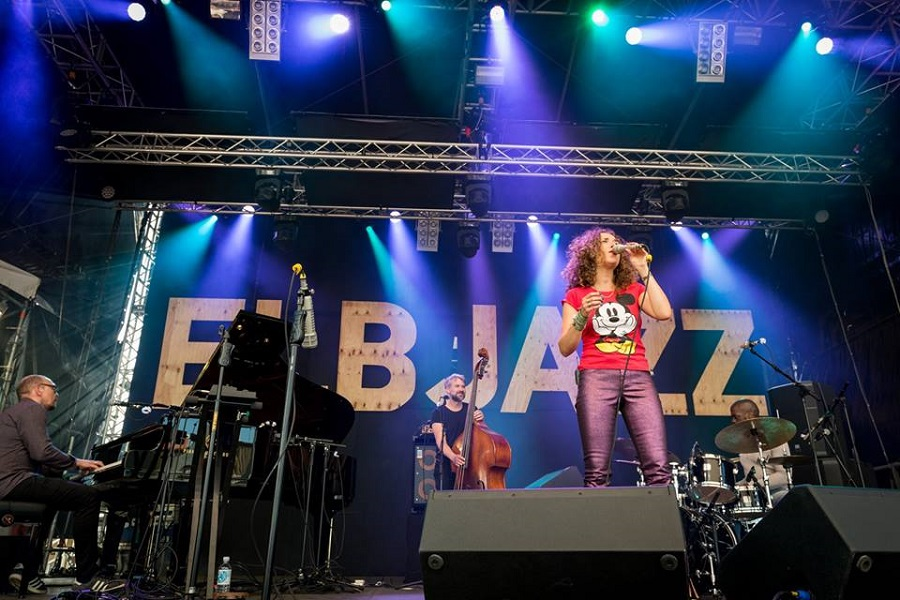 Beady Belle & Bugge Wesseltoft at Elbjazz 2017