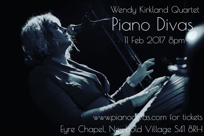 Wendy Kirkland ; Jazz Pianist Singer