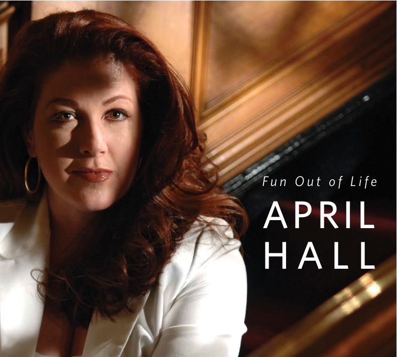 April Hall Fun out of Life Cover