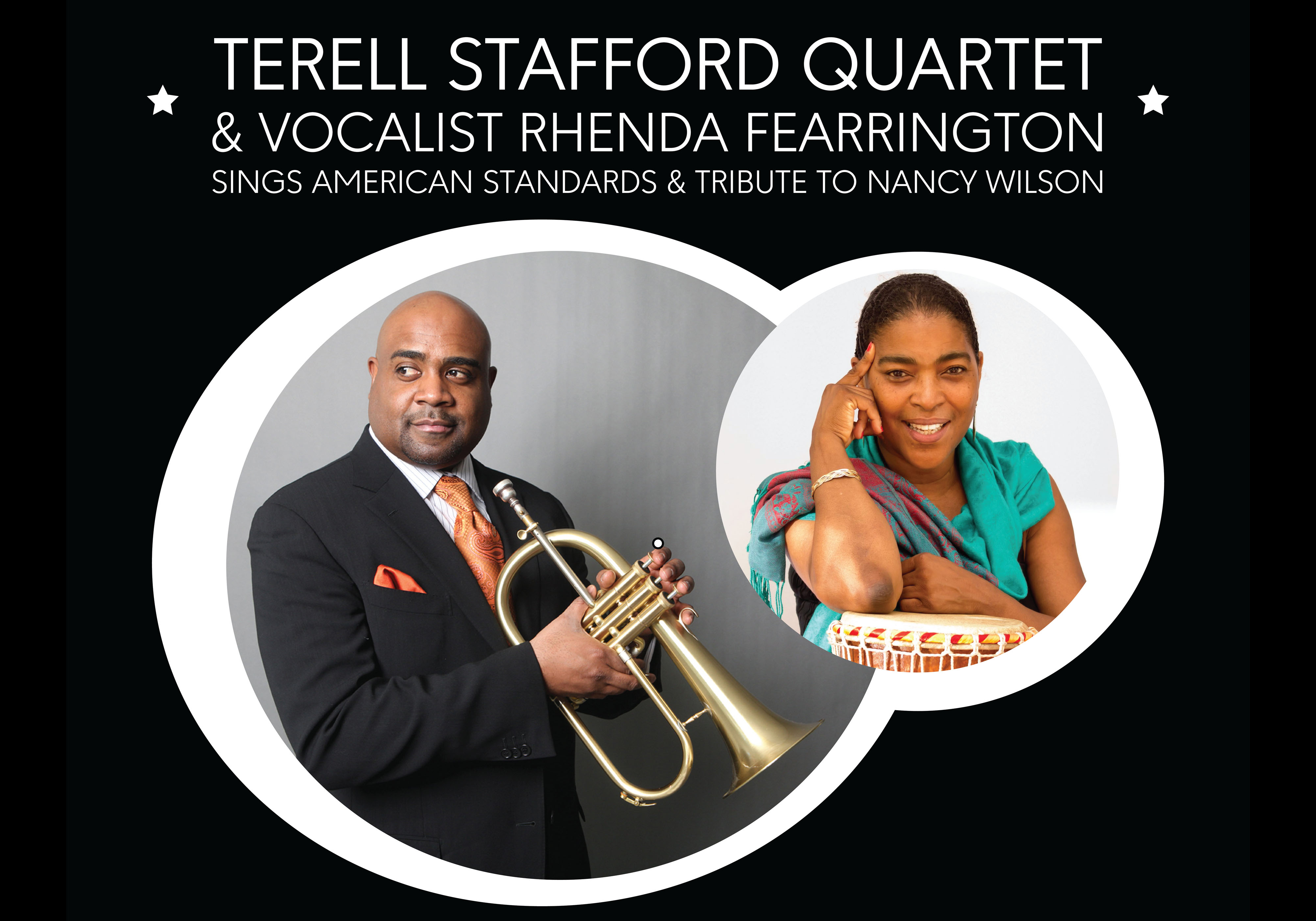 Jazz Cocktail Hour: Terell Stafford With Rhenda Fearrington
