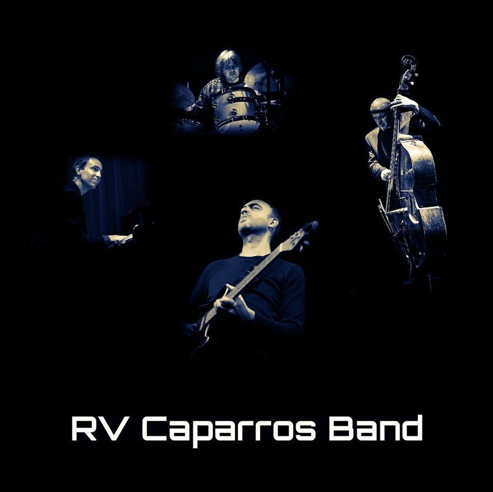 Rv Caparros Band – Live Concert