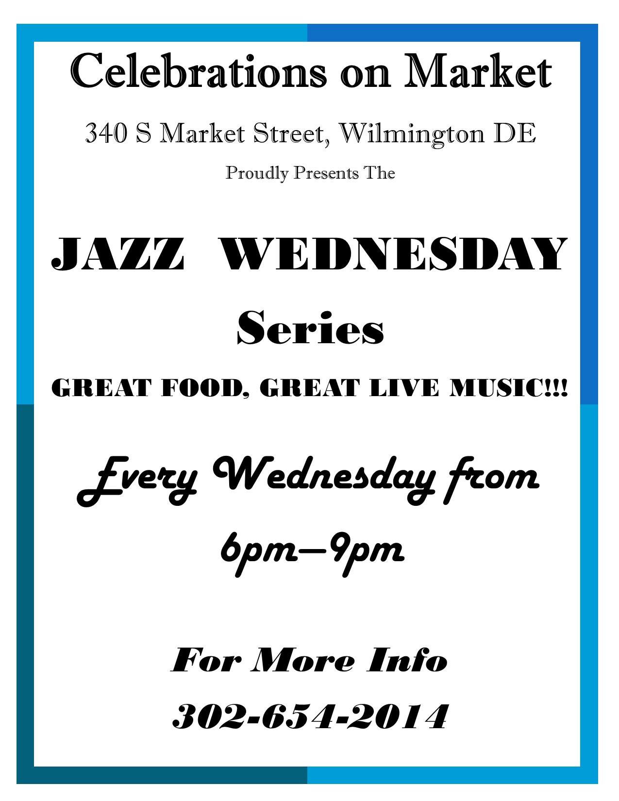 Jazz Wednesday Series