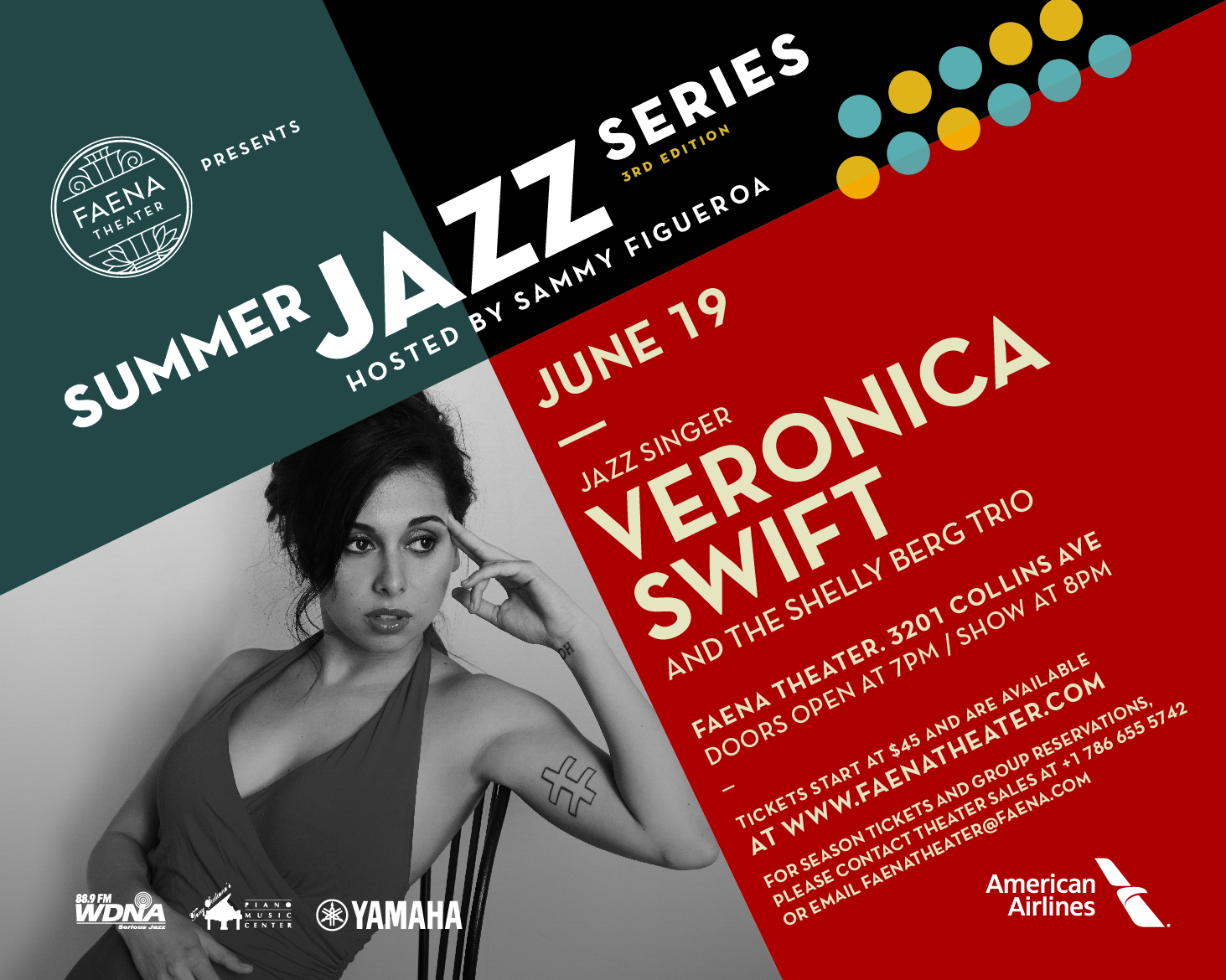 Veronica Swift And The Shelly Berg Trio