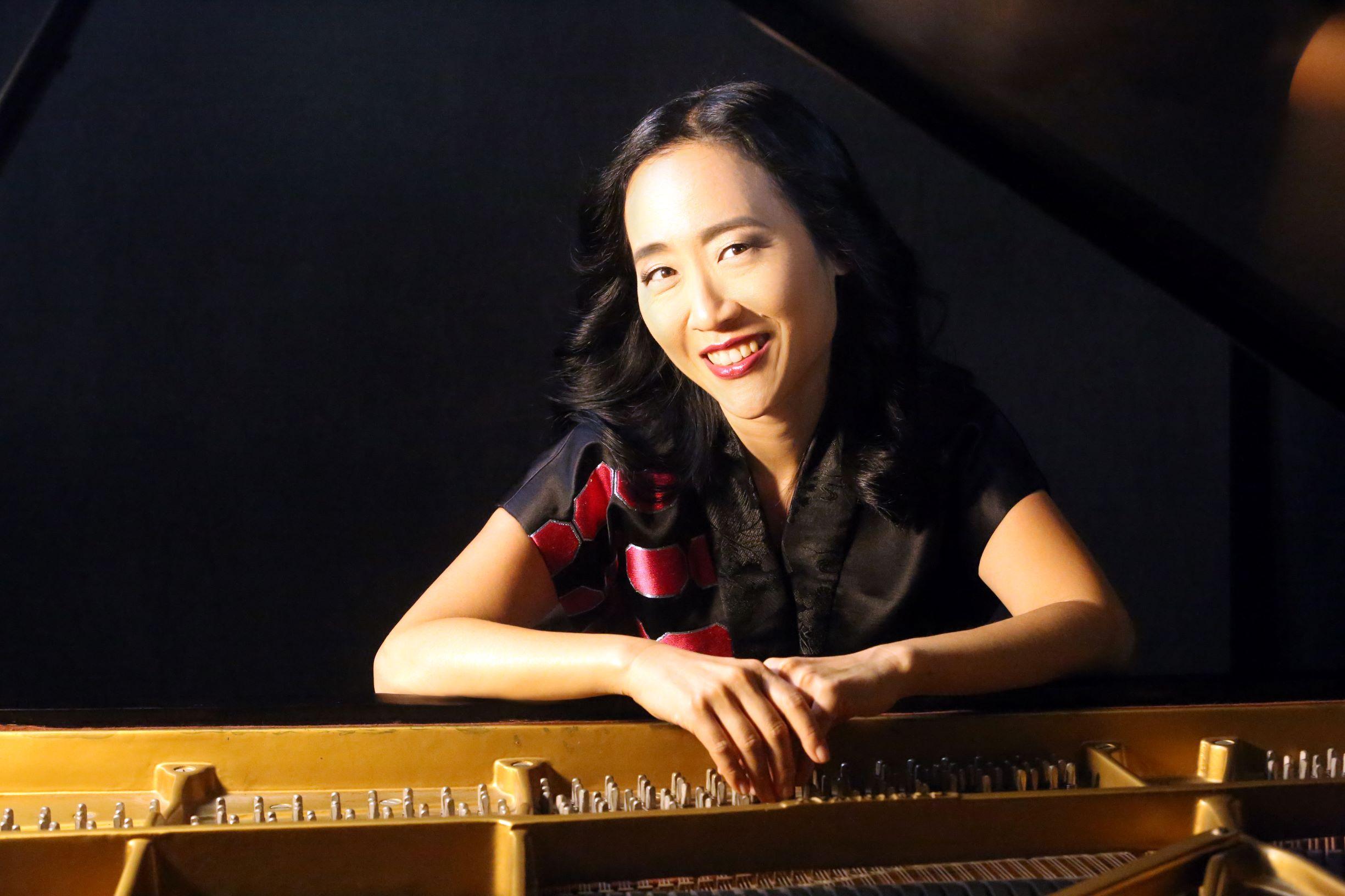 Helen Sung Presents Quartet+ With Special Guest Wistaria String Quartet
