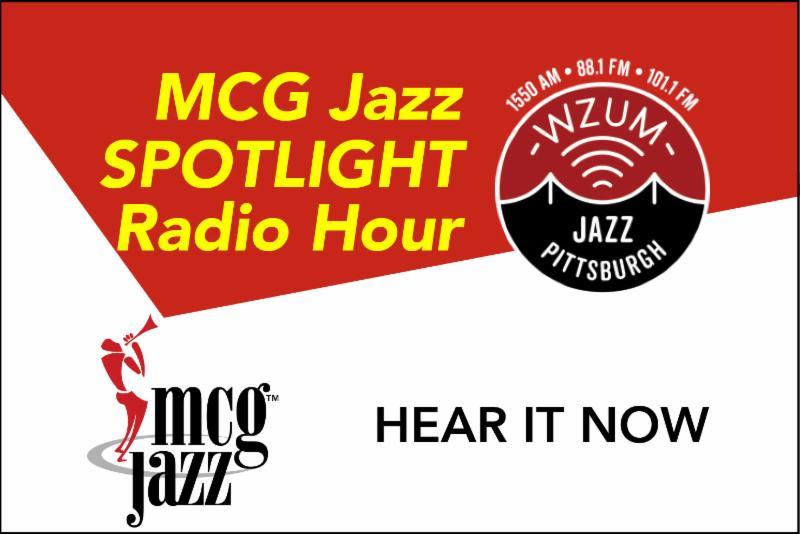 Mcg Jazz Spotlight Show - On 101.1 Fm Wzum