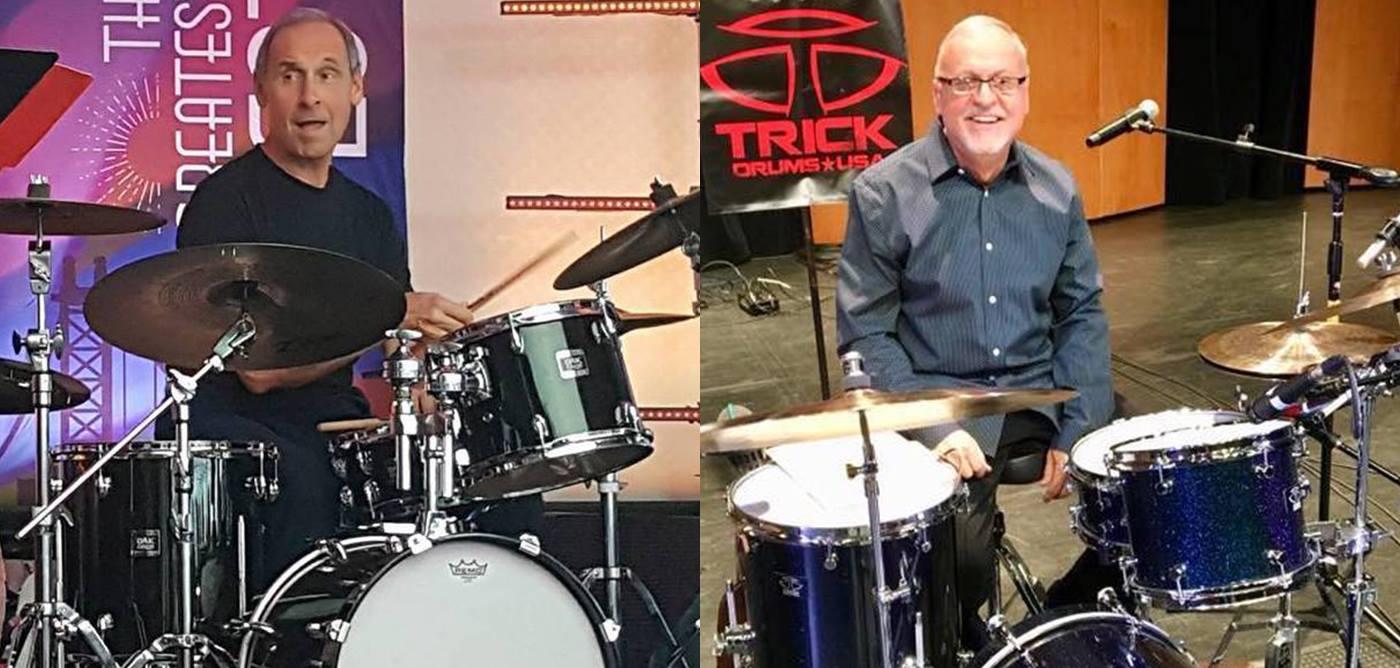 Drums On The Lake: Joe La Barbera & Dom Moio