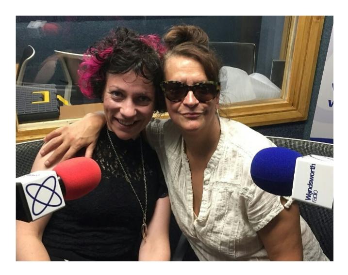 Esther Bennett & Hannah Horton