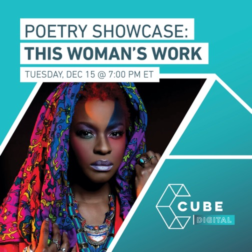 Poetry Showcase: This Woman's Work