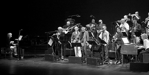 The Carla Blay Big Band / San Sebastian Jazzaldia 2009