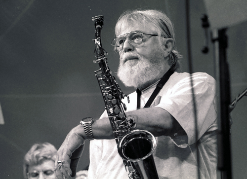 Bud Shank 1082732 Images of Jazz