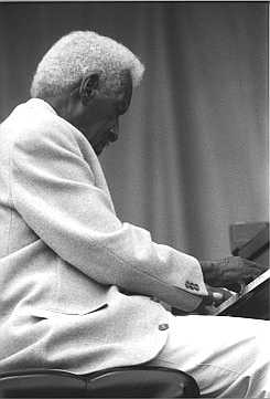 2002 Chicago Jazz Festival: Mal Waldron (in a Duo Set with Oliver Lake)