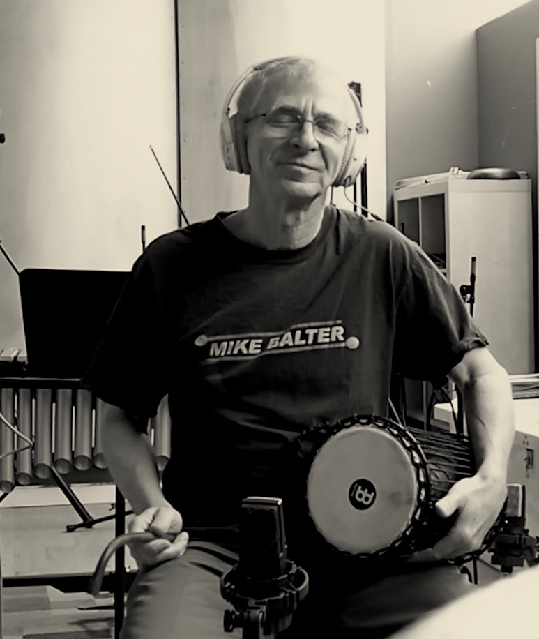 "Ted Piltzecker - recording ""From The Center"" in New York"