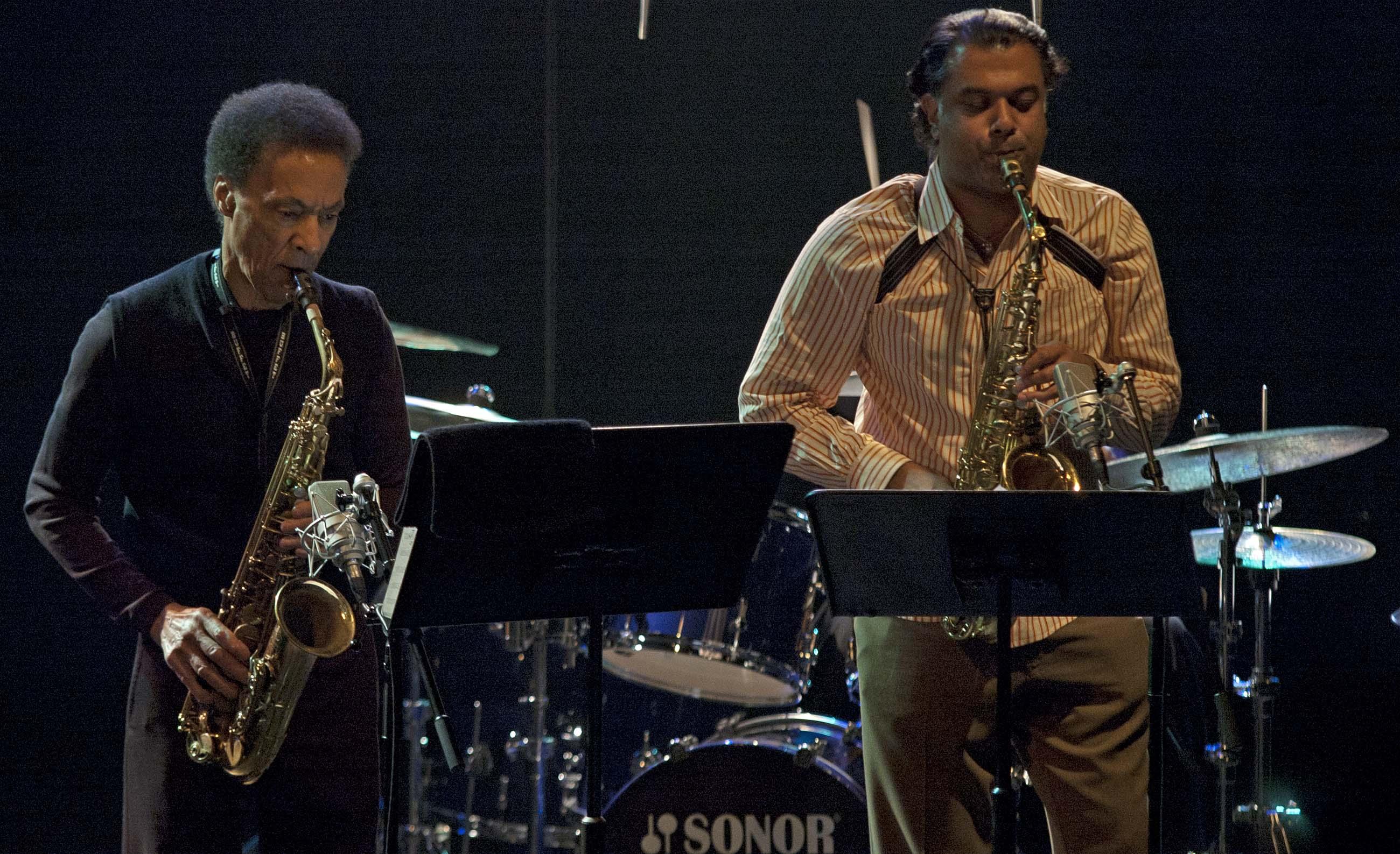 Rudresh Mahanthappa Apex, Montreal Jazz Fest 2011