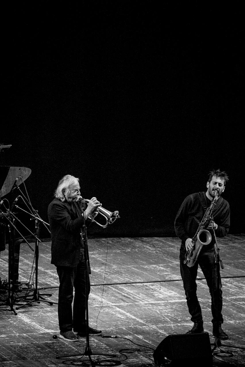"Enrico Rava, Francesco Bearzatti - Enrico Rava Meets ""Soupstar"""