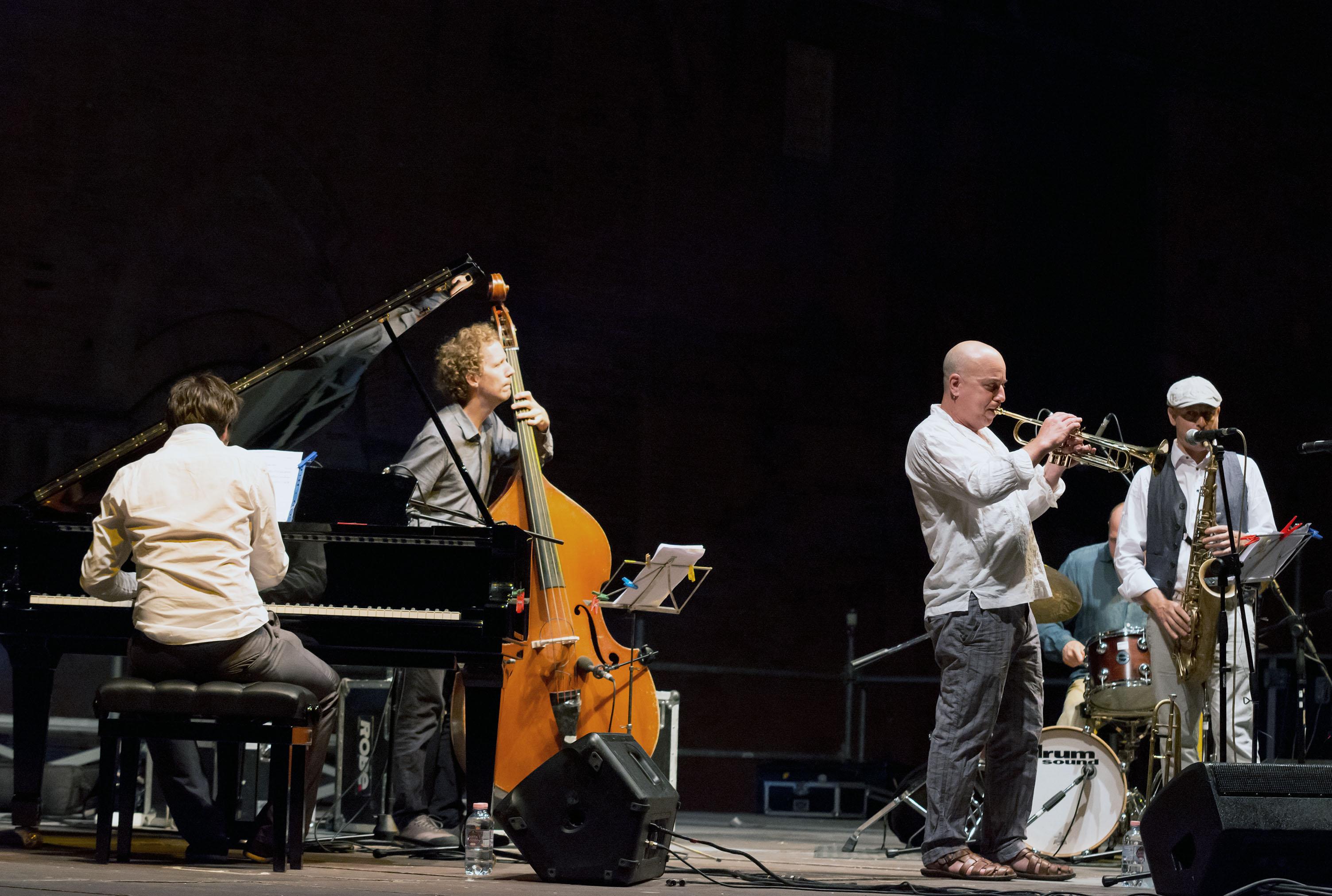 Live performance, 2013 siena jazz academy summer workshop