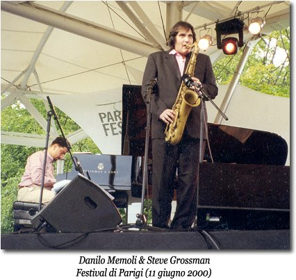 Grossman &Amp; Memoli