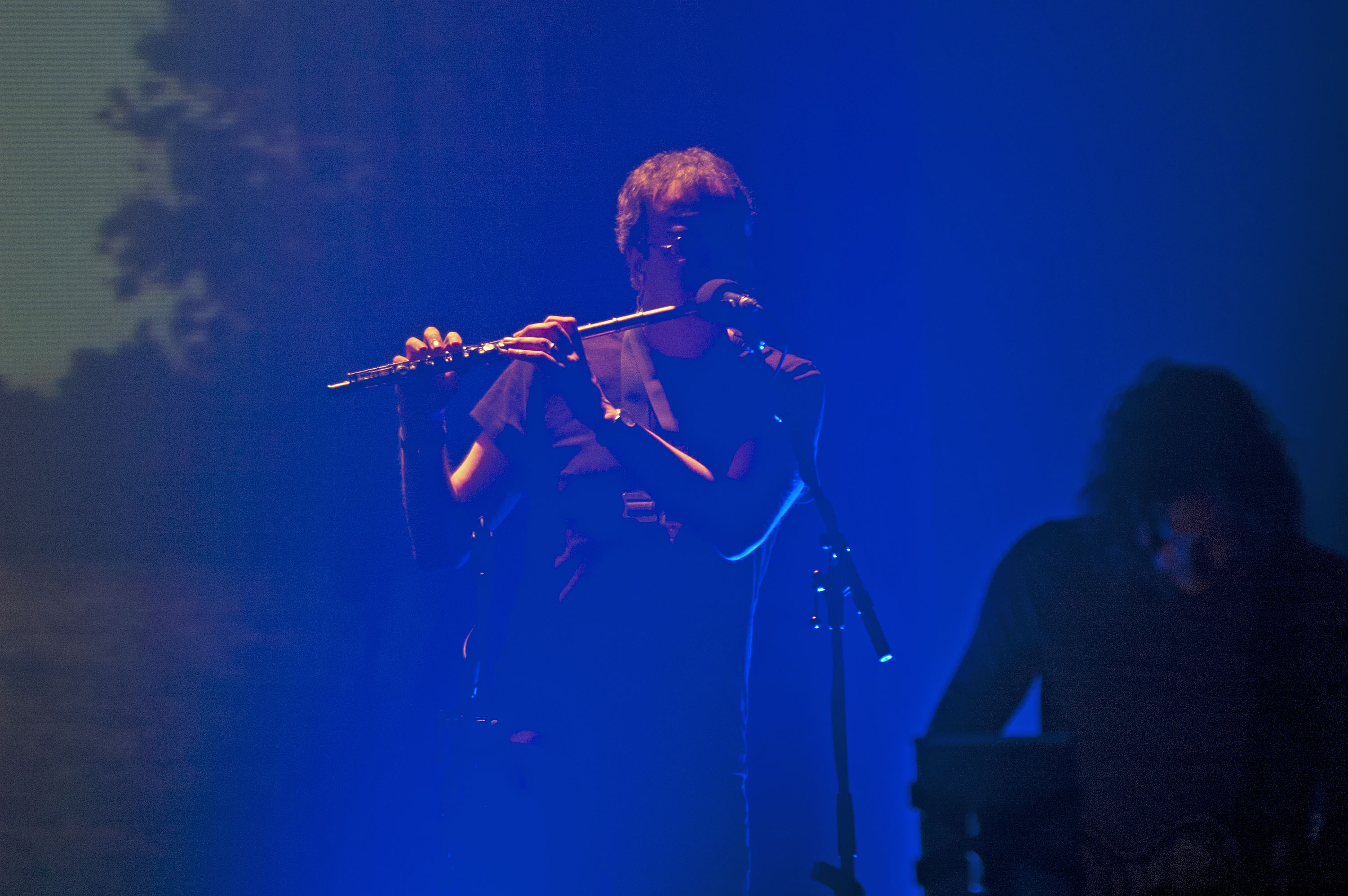 Theo Travis and John Wesley, Montreal 2011-11-15